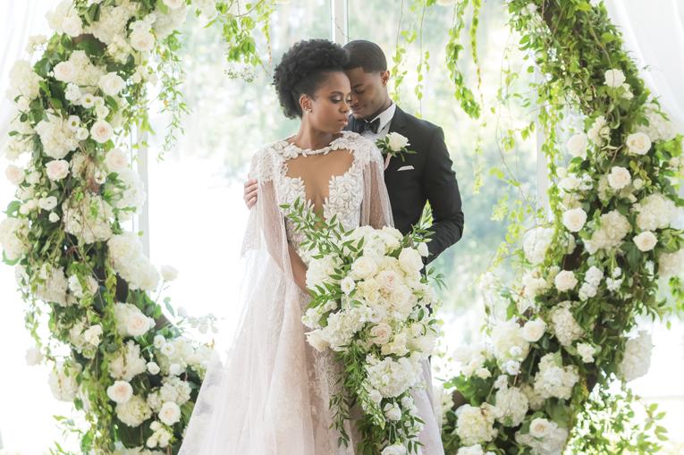 Wedding Inspiration A Romantic Vision Orlando Magazine