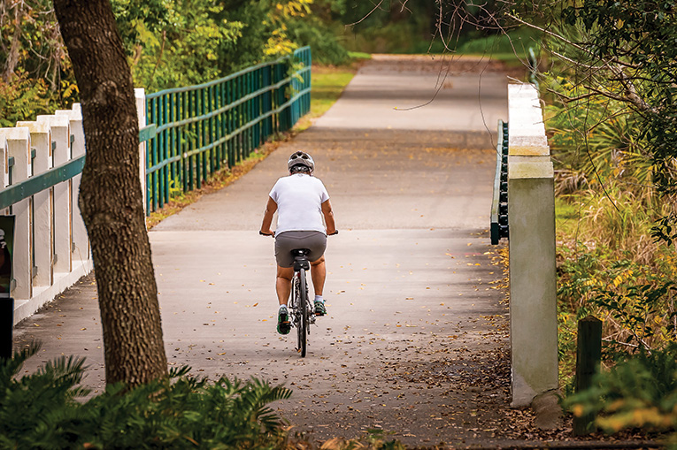 Biking Main