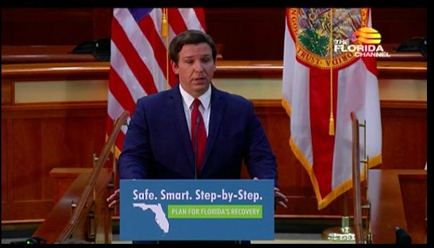 Governor Ron Desantis 42920