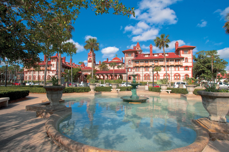 Flagler College Ponce De Leon Hotel Ghastings Copy
