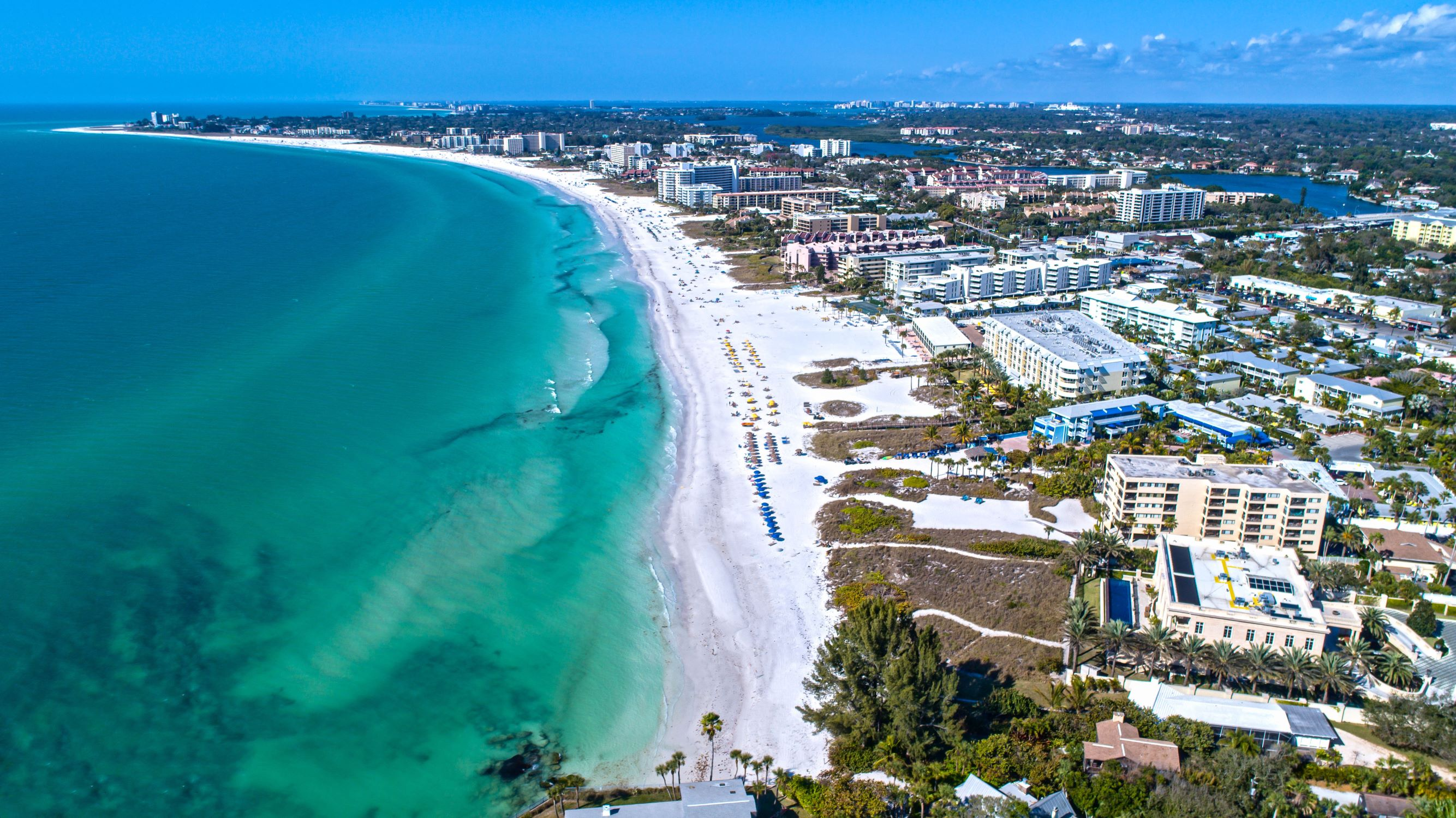 Florida Beaches Opening During Covid 19