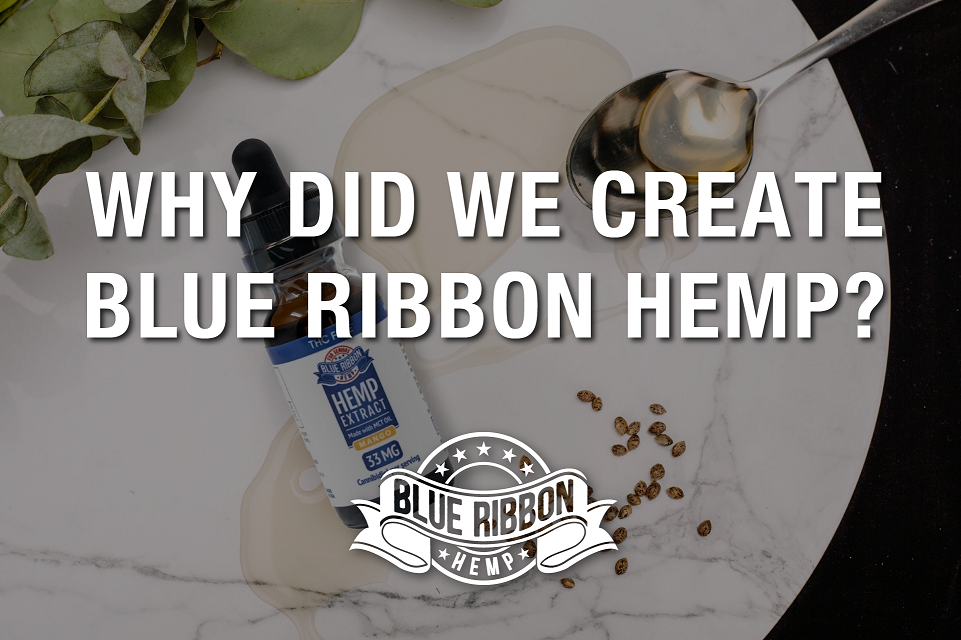 Blue Ribbon Hemp