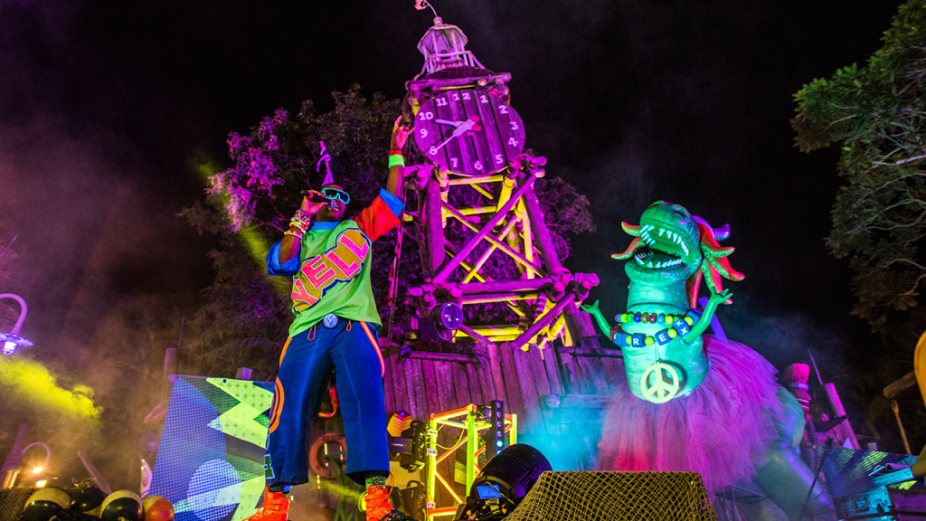 Disney H20 Glow Nights