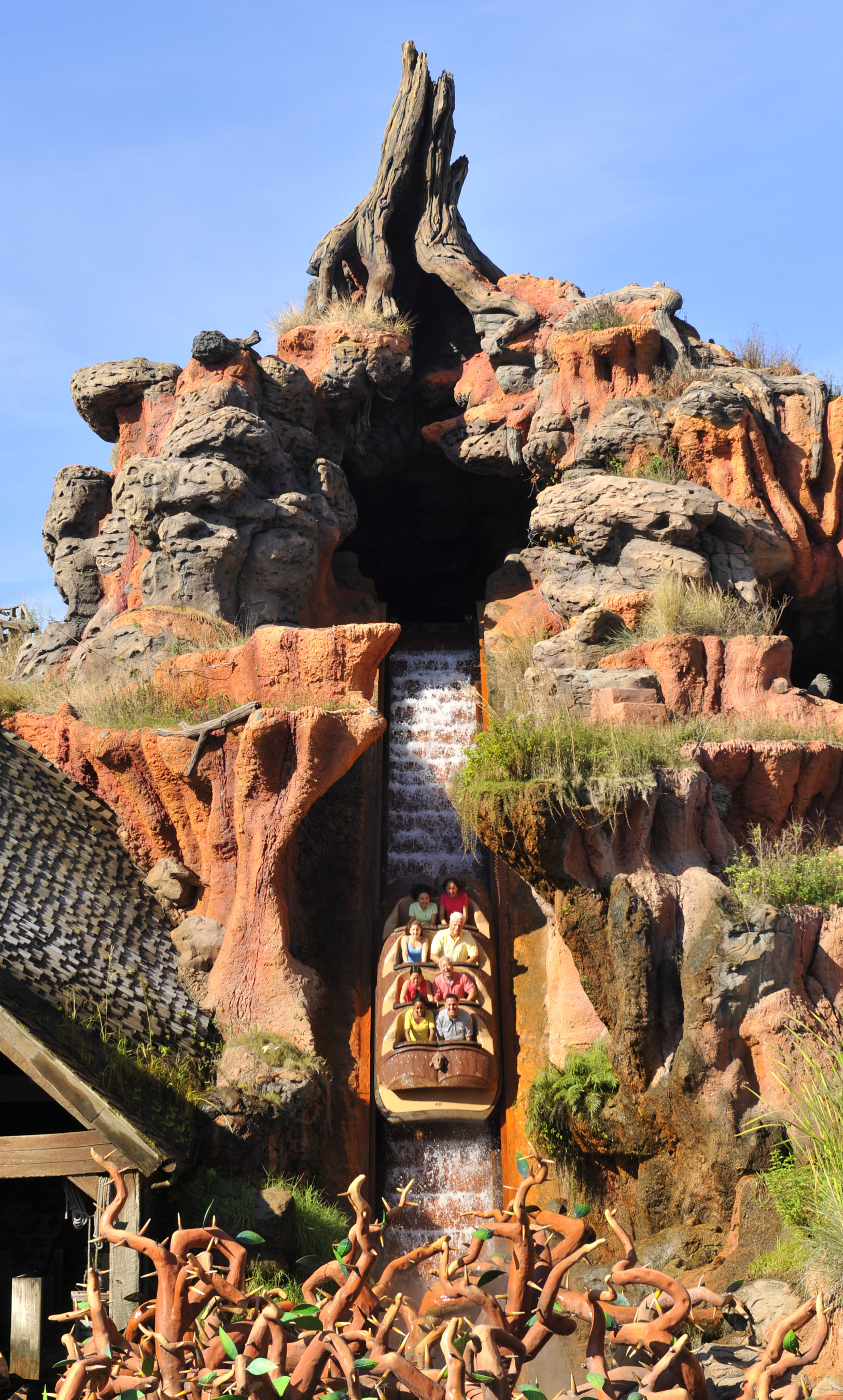 Disney S Splash Mountain To Be Re Imagined With Princess And The