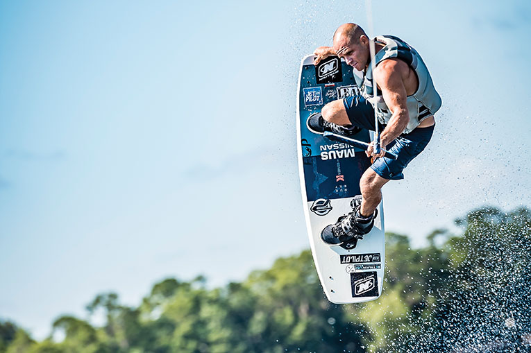 Shaun Murray, Wakeboard Professional,, Photo By Roberto Gonzalez