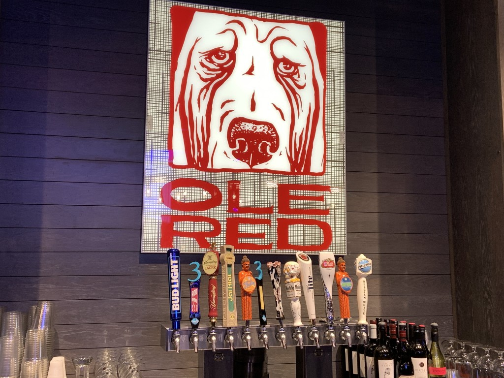 Ole Red Taps