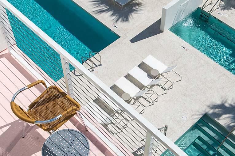 Sarasota Modern View From Balcony