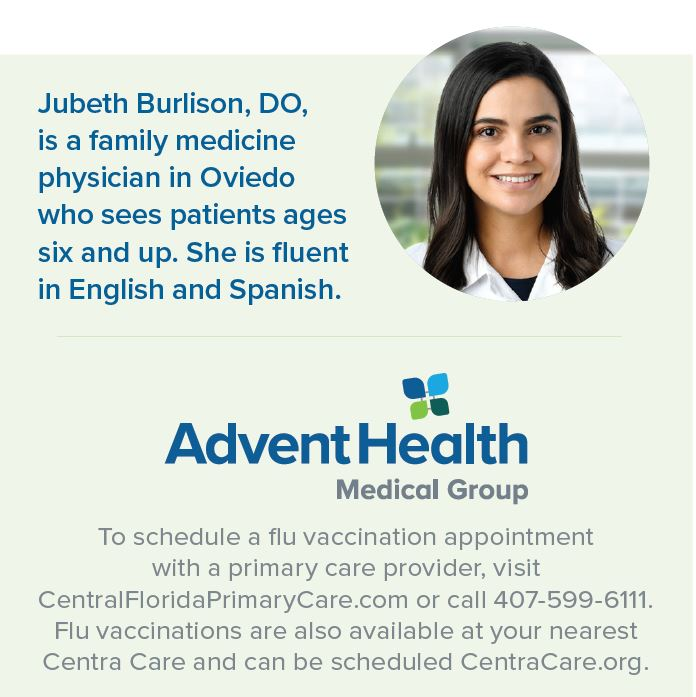 Adventhealth Footer