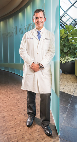 Dr. Luis Herrera, Photo By Roberto Gonzalez