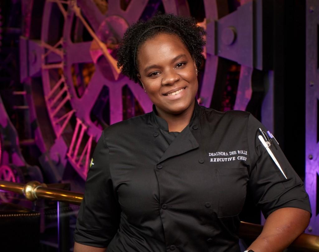 Chef Dee The Edison