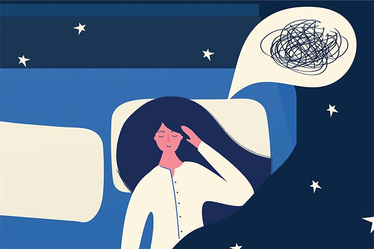 Reason Of Insomnia