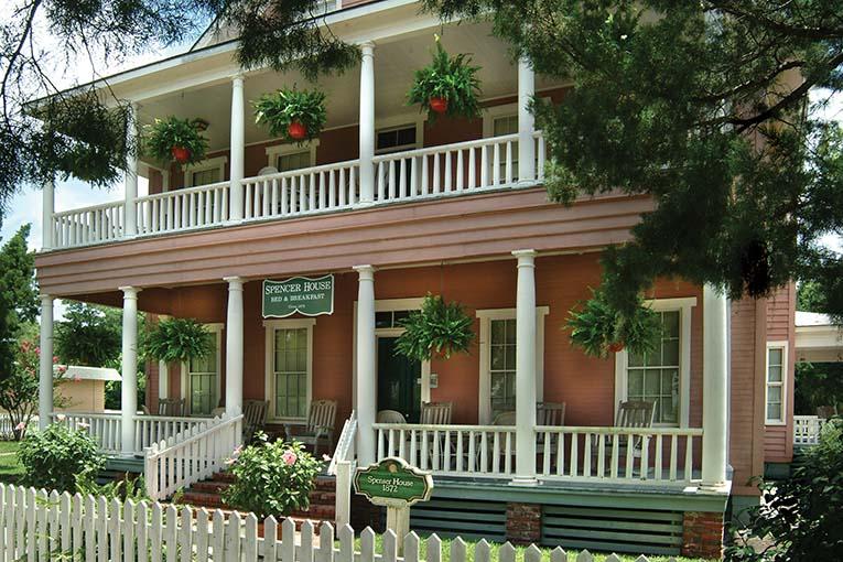 Spencer House Exterior