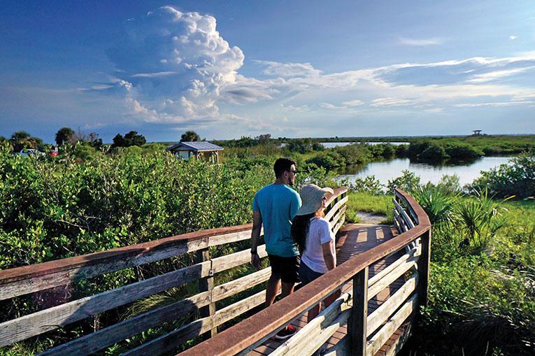 Merritt Island Nat Wildlife Refuge