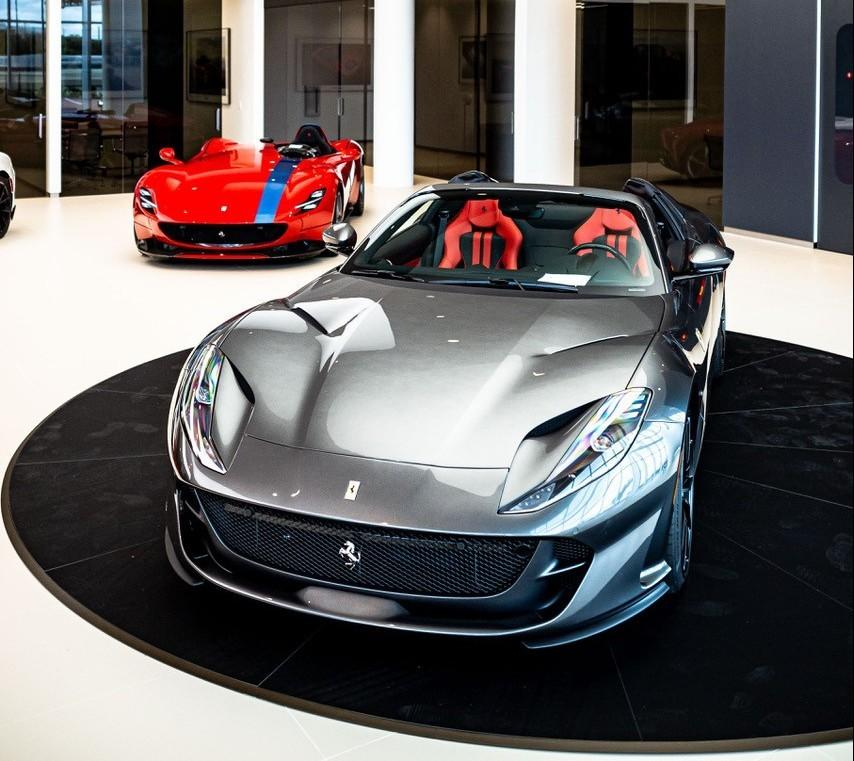 The Largest Dual Branded Ferrari Dealership Opens In Orlando Orlando Magazine