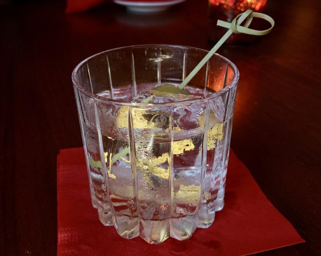 The Boheme Cocktail