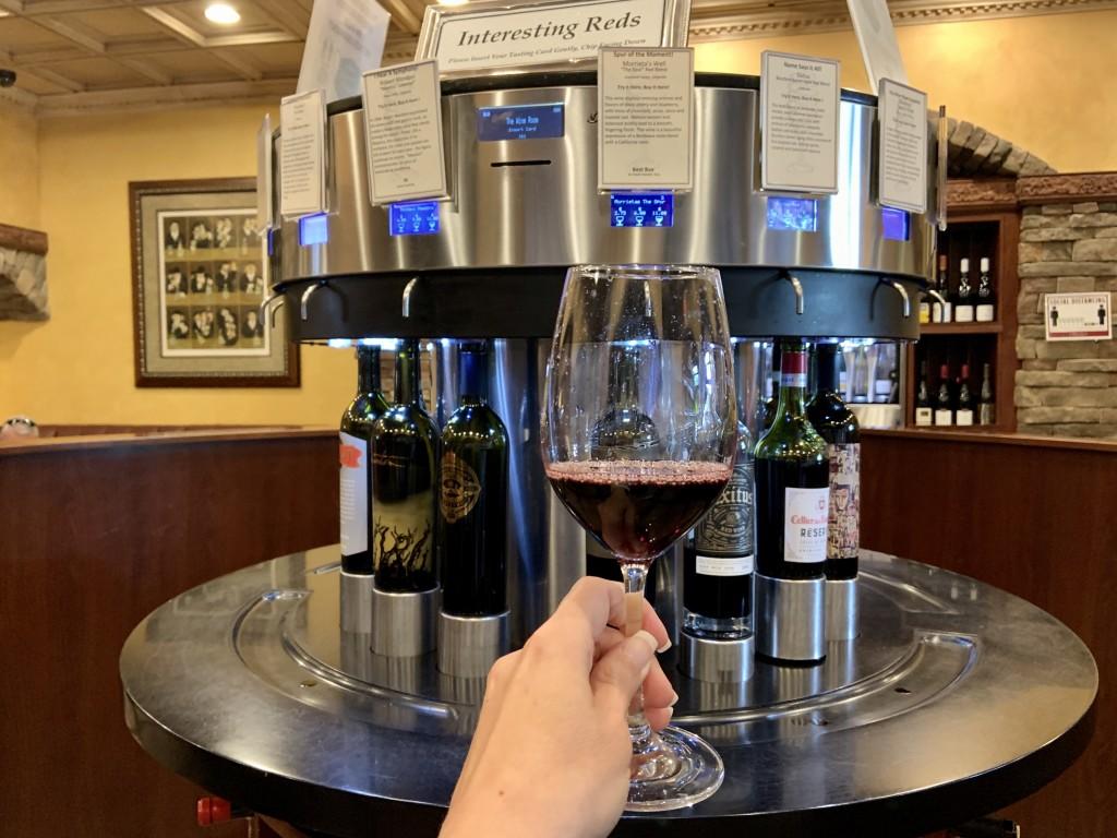 Winter Park Wine Tour Wine Room Fehr 2