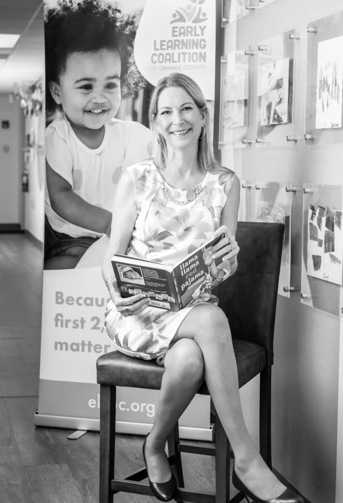 Karen Willis Early Learning Coalition, Photo By Roberto Gonzalez