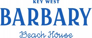 Barbary Beach House Primary Logo Filled Blue Pms
