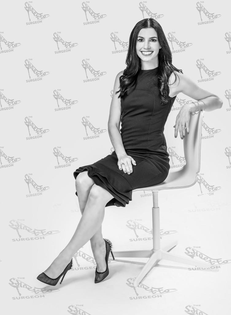 Dr Stephanie Poris, Stiletto Surgeon, Photo By Roberto Gonzalez
