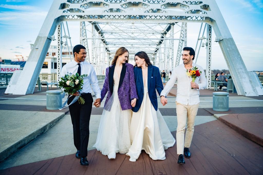 Joshua Grasso Pedestrian Bridge