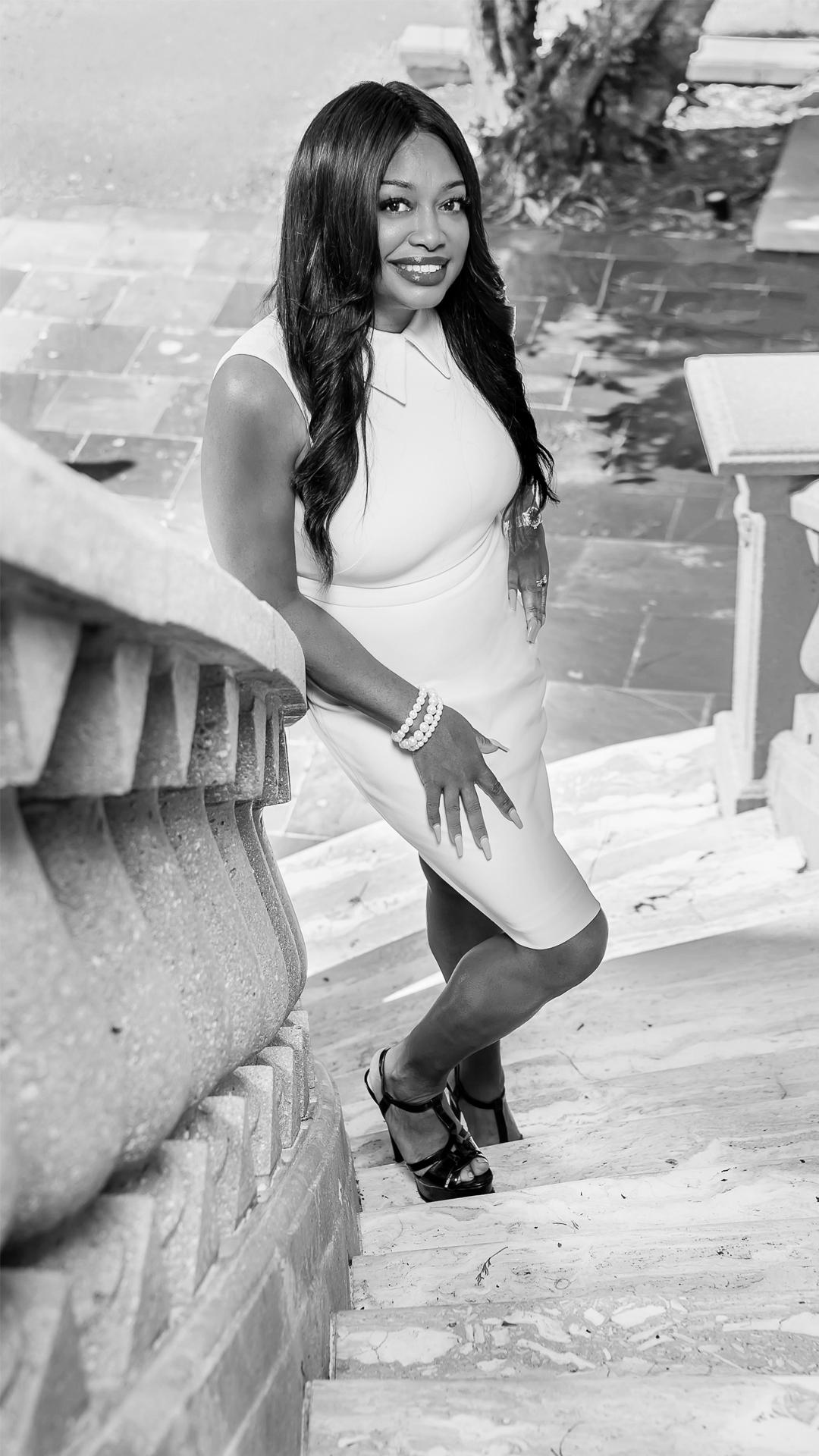 Adena Ajayi, Photo By Roberto Gonzalez