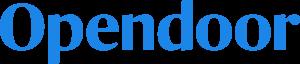 Opendoor Logotype Rgb Blue