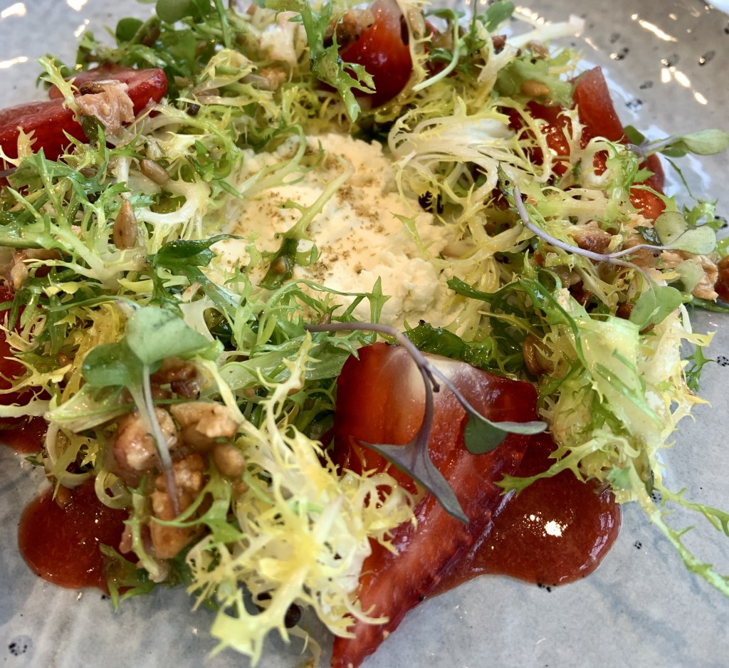 Citricos Strawberry Salad