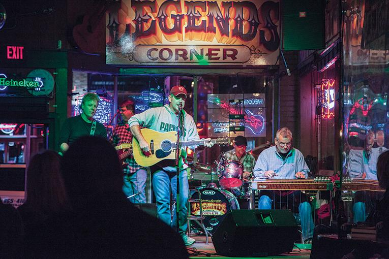 Legends Corner By Kris D'amico