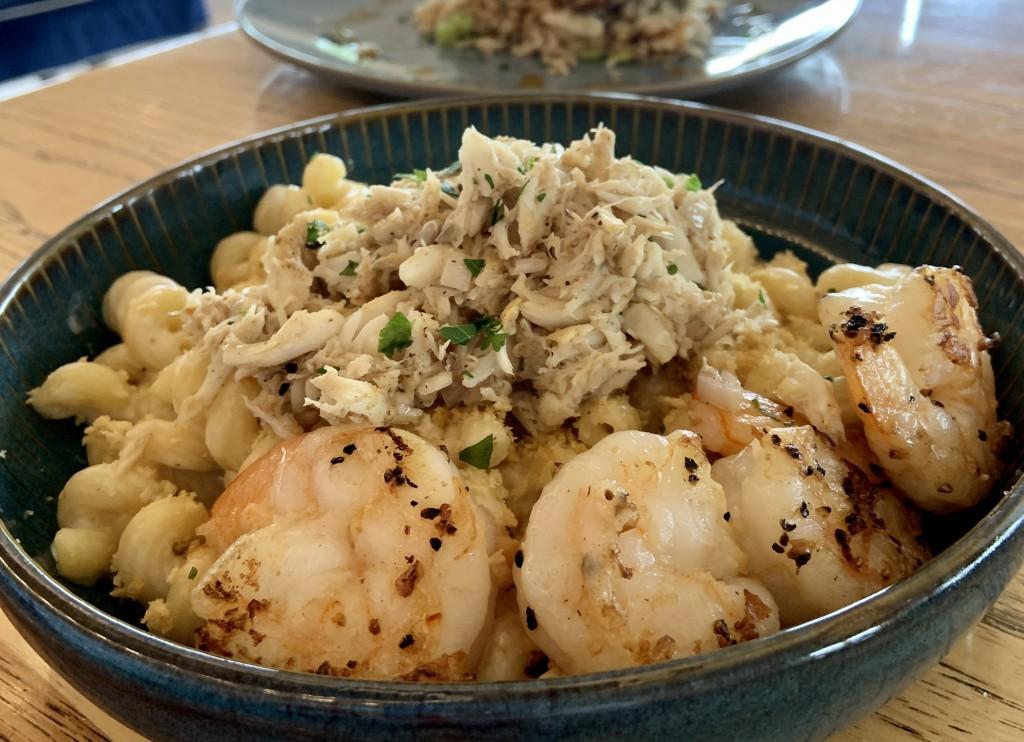 Euphoria Fehr Seafood Pasta
