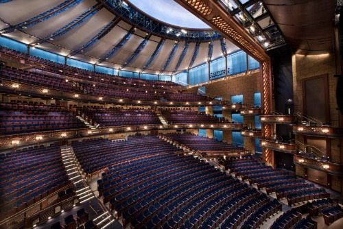 Orlando's Dr. Phillips Center has been recognized by Travel + Leisure magazine. (Courtesy Dr. Phillips Center for the Performing Arts)