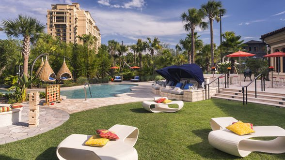 The Four Seasons Orlando was built with families in mind so moms can have the ultimate vacation. (Courtesy Four Seasons Orlando)
